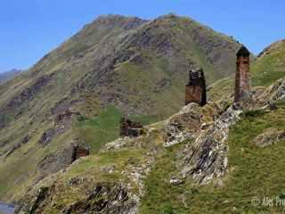 Věže u vesnice Girevi