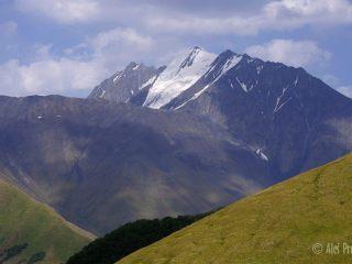 Tebulosmta 4493 m, Čečensko