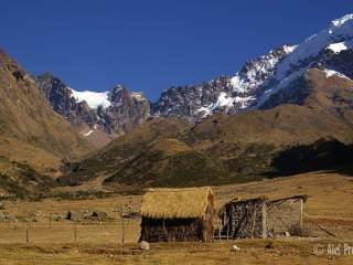 Trek Salkantay na Machu Picchu, Soraypampa