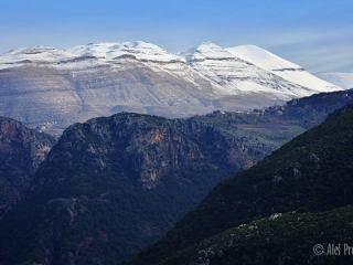 Údolí Kadíša (Údolí svatých)
