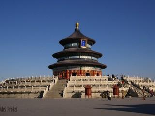 Peking Chrám nebes