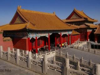 Peking, Zakázané město