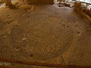 Mozaiková výzdoba v Madabě