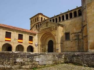 Kolegiátní kostel Santa Juliana, Santillana del Mar
