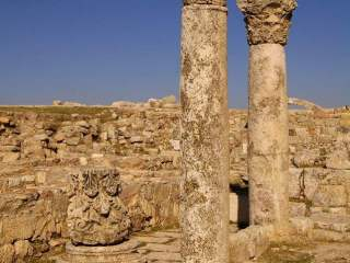 Ammán Citadela