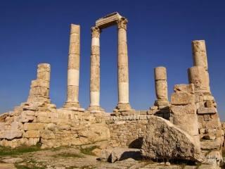 Citadela v Amánu