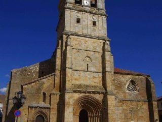 Kostel San Miguel, Aguilar de Campoo