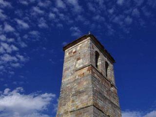 Jeskynní kostel Santos Justo y Pastor,  Olleros de Pisuerga, Palencia