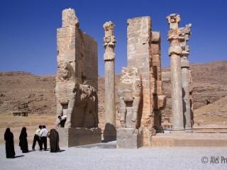 Peseopolis, Brána národů