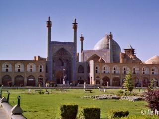 Esfahán, mešita Emáma Chomejního