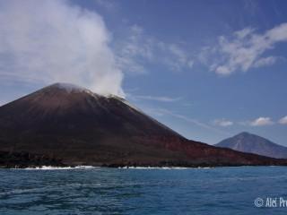 Sopka Anak Krakatau