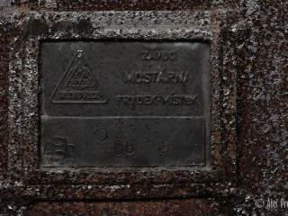 Dolní Vítkovice, detail vagónu dolu Hlubina