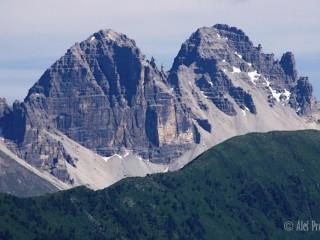 Riepenwand a Schlicker Seespitze