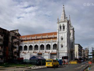 Katedrála Neposkvrněného početí Panny Marie, Colón, Panama
