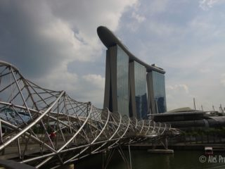 Most Helix, Marina Bay Singapur
