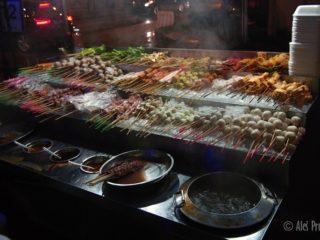 Pouliční občerstvení, Kuala Lumpur