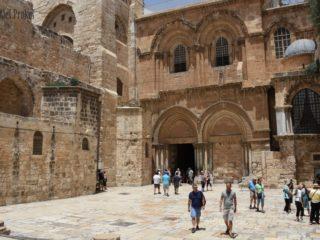 Chrám Božího hrobu v Jeruzalémě