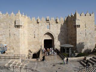 Jeruzalém – Staré město, Damašská brána