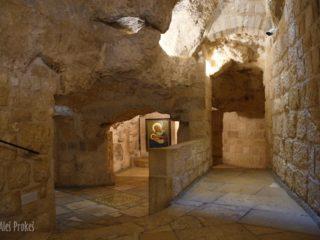 Mléčná jeskyně, Betlém