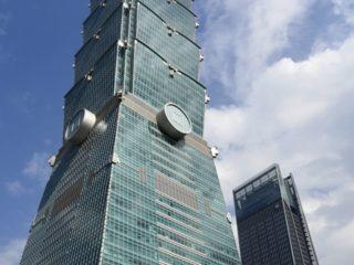 Mrakodrap Taipei 101
