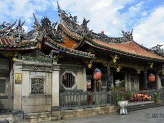 Chrám Xingtian, Taipei