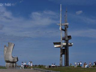 Památník plachet, Gdyně