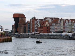 Kanál Stará Motława, Gdaňsk