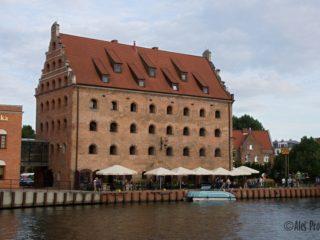 Královská sýpka, Gdaňsk