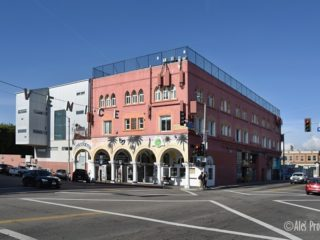 Venice, přímořská čtvrť Los Angeles