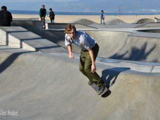 Pláž Venice, Skateboard Park