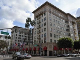 Beverly Wilshire Hotel (místo natáčení Pretty Woman)