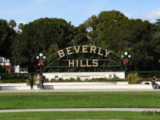 Čtvrť Beverly Hills